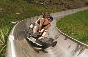 Sommerrodelbahn Pfingstegg in Grindelwald - Spass für die ganze Familie