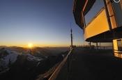 Beste Sicht auf Eiger, Mönch und Jungfrau: Das Schilthorn