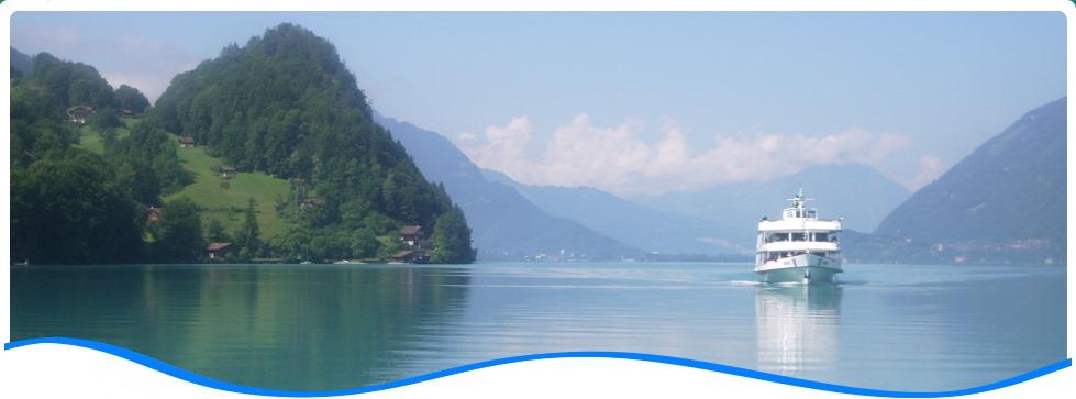 Fotos, Bilder, Images, Eindrücke vom Camping Du Lac in Iseltwald, vom Brienzersee und aus der Jungfrauregion